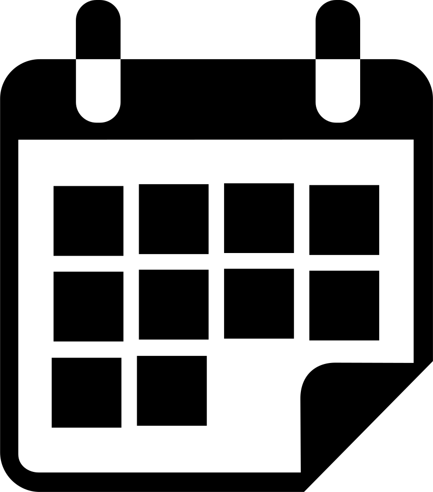 Calendar Svg Png Icon Free Download 202280 Onlinewebfonts Com
