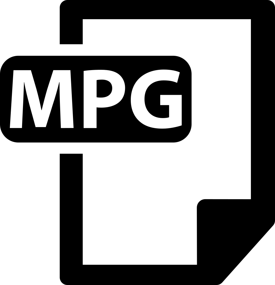 Mpg extension icons | free download.