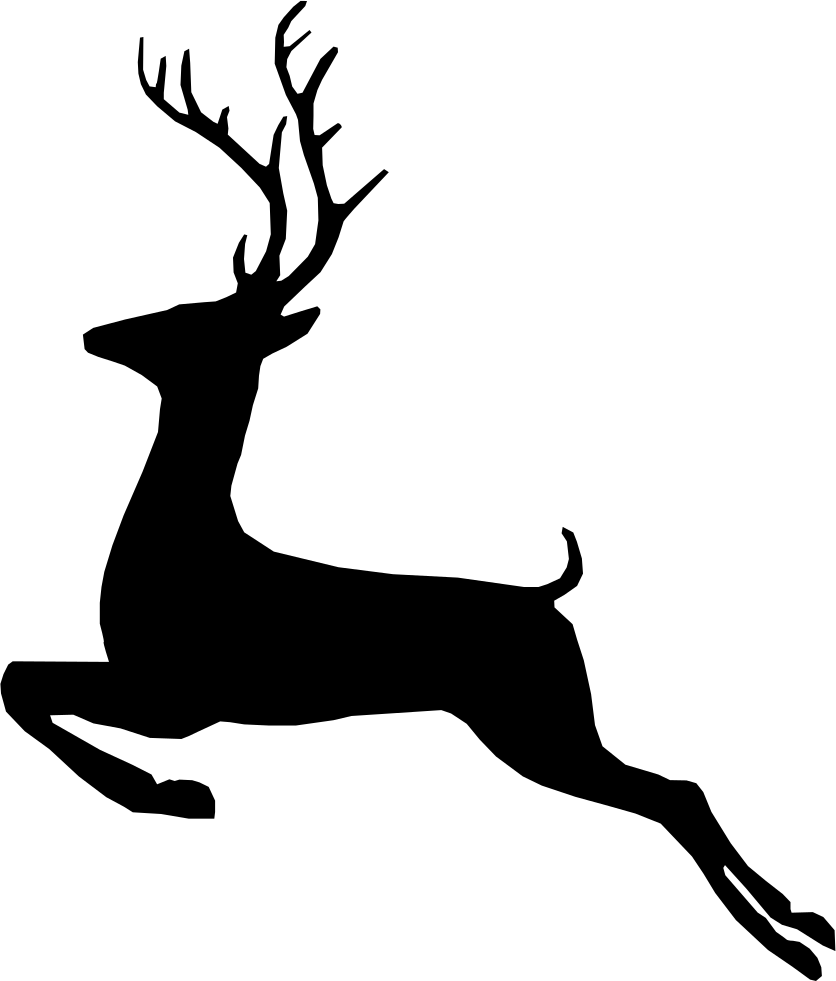 deer svg png icon free download   205926  onlinewebfonts com snowflake vector image snowflake vectors free