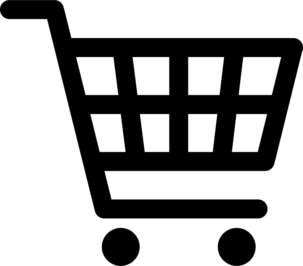shopping cart svg png icon free download 208967 onlinewebfonts com