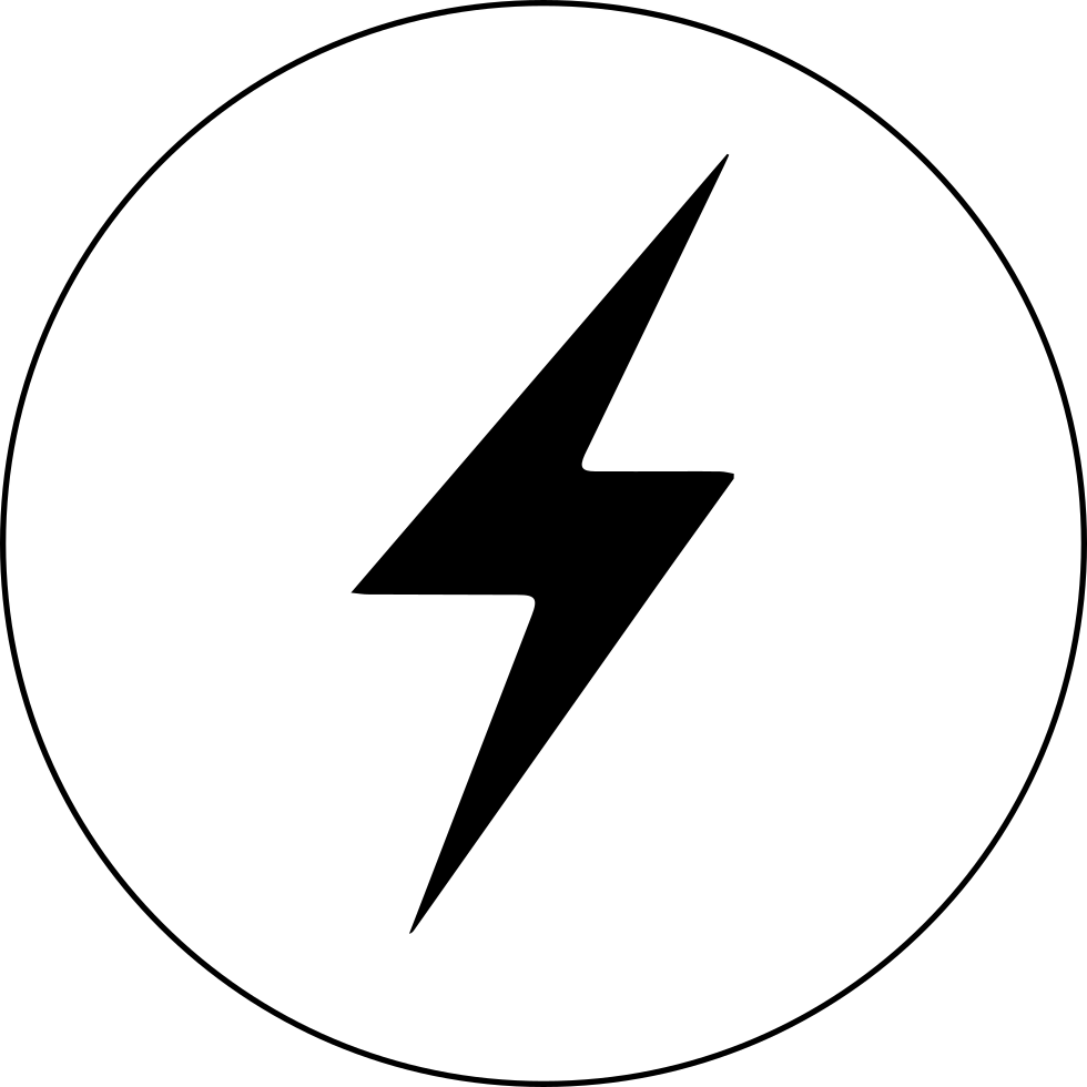 lightning svg png icon free download   217012