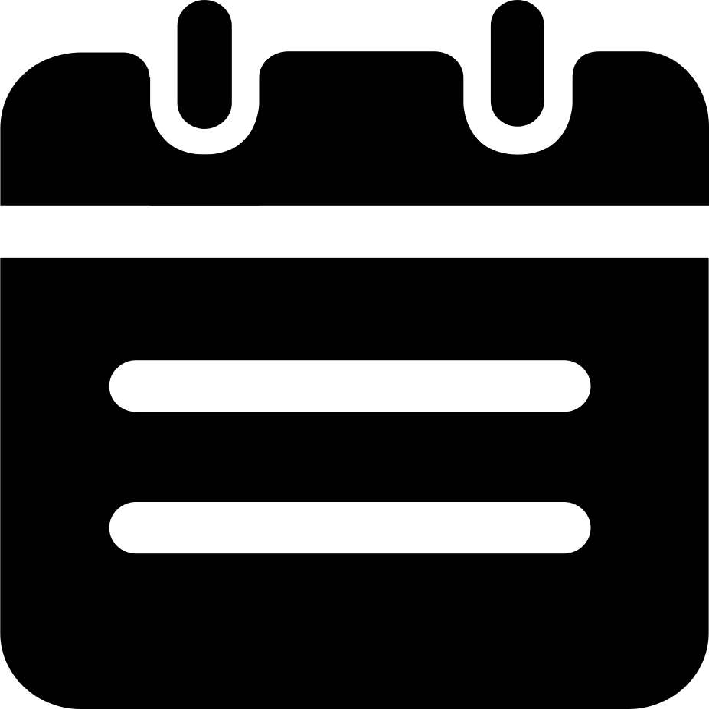 Calendar Fill Svg Png Icon Free Download 218639 Onlinewebfonts Com