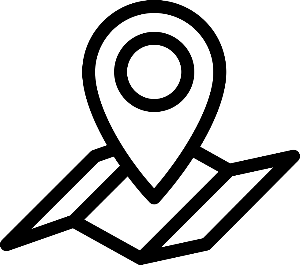 Map Location Outline Svg Png Icon Free Download   220469