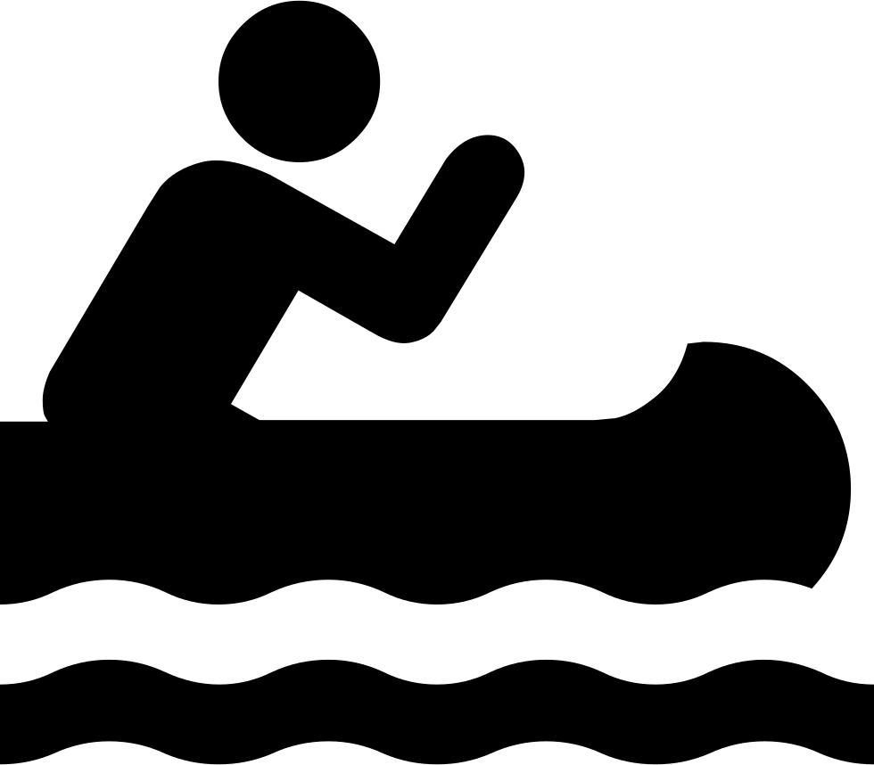 Canoe Racing Svg Png Icon Free Download (#22244) - OnlineWebFonts COM