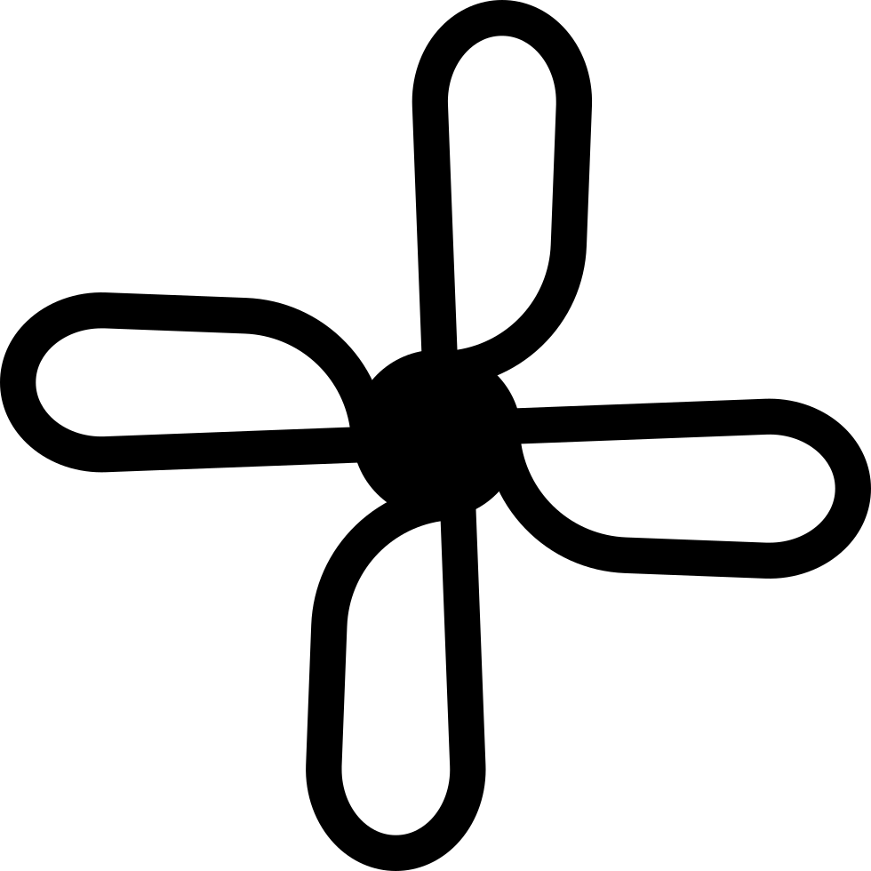 Ceiling Fan Svg Png Icon Free Download 222811