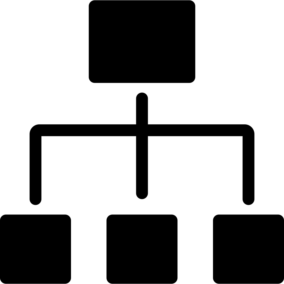 organizational structure svg png icon free download 227068 onlinewebfonts com online web fonts