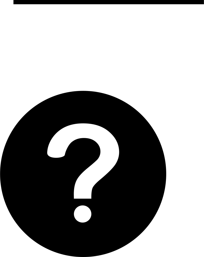 Question mark icon png