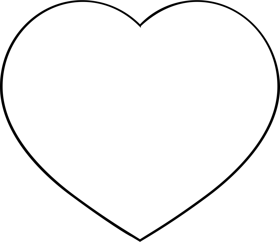 Y Love You Mama Kleurplaat Heart Svg Png Icon Free Download 232313