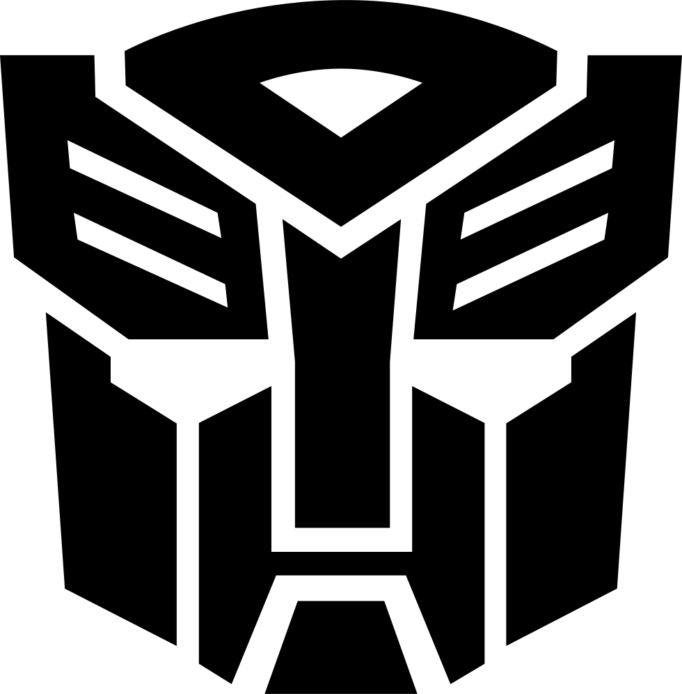 Black font transformers png image_picture free download.