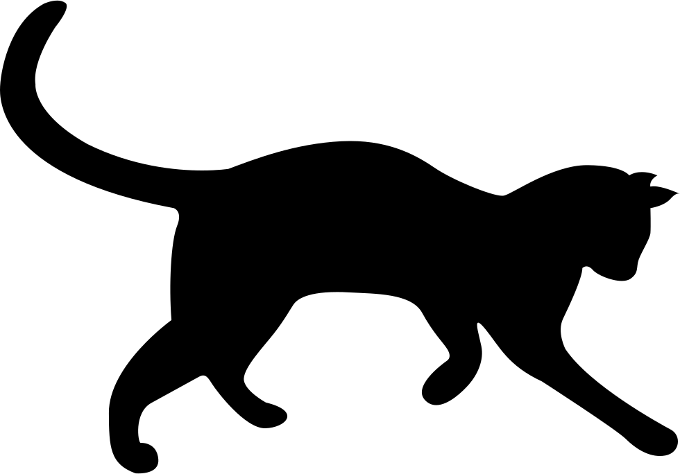 Cat Svg Png Icon Free Download 238584 Onlinewebfonts Com Here you'll find hundreds of high quality cat icons ready to download. online web fonts