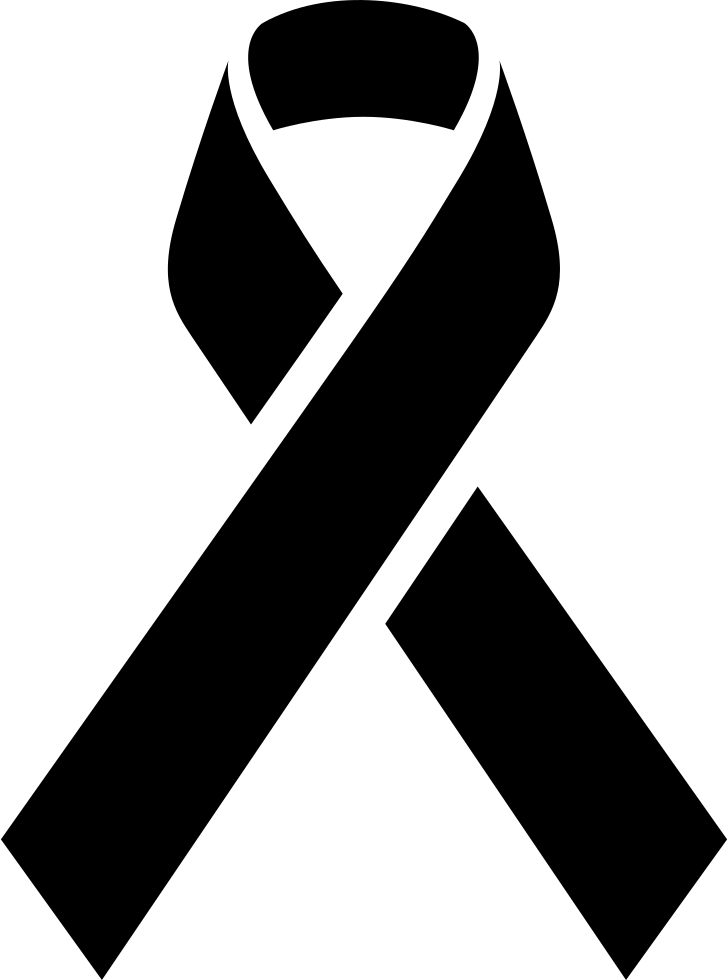 awareness ribbon svg png icon free download   23972 Bow Silhouette Bow Silhouette