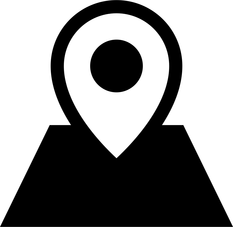 Geolocalize Placeholder Svg Png Icon Free Download (#24023