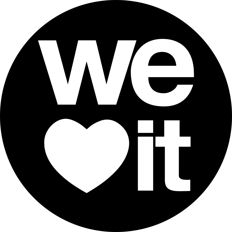 Weheartit Logo Svg Png Icon Free Download (#24328