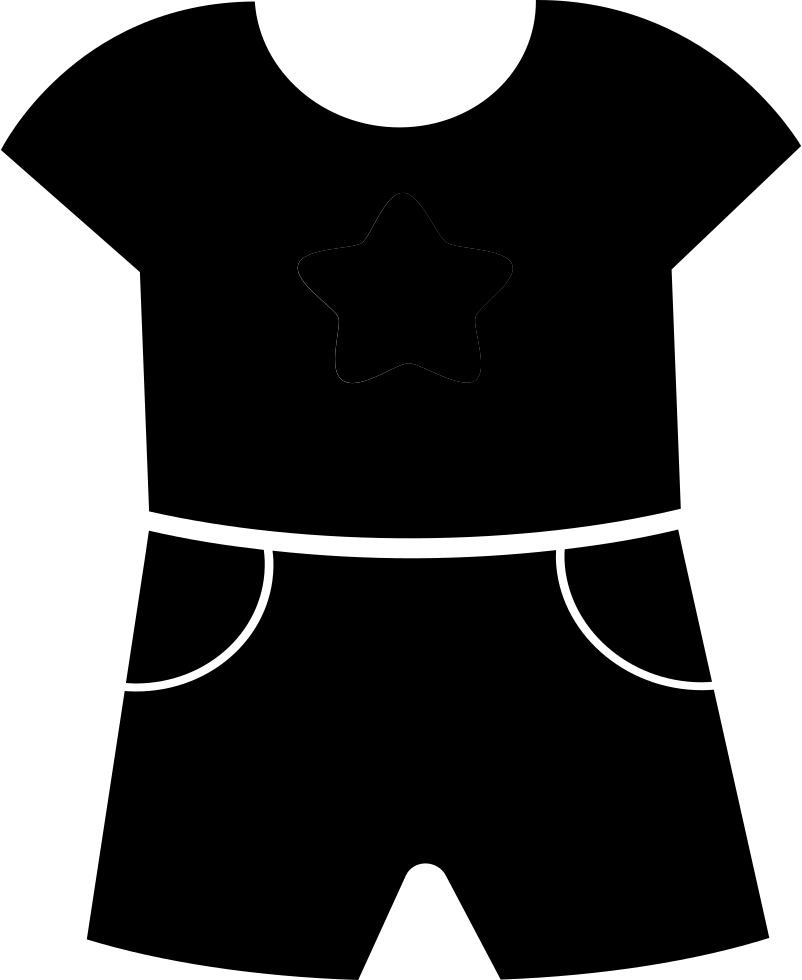 Baby Clothing Svg Png Icon Free Download 245256
