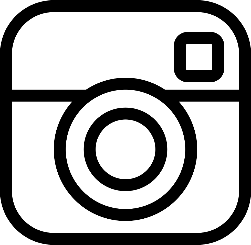 Instagram Social Outlined Logo Svg Png Icon Free Download ...