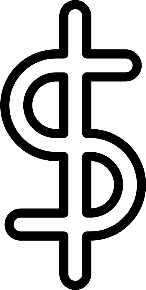 Dollar Symbol Of Currency Svg Png Icon Free Download 25234
