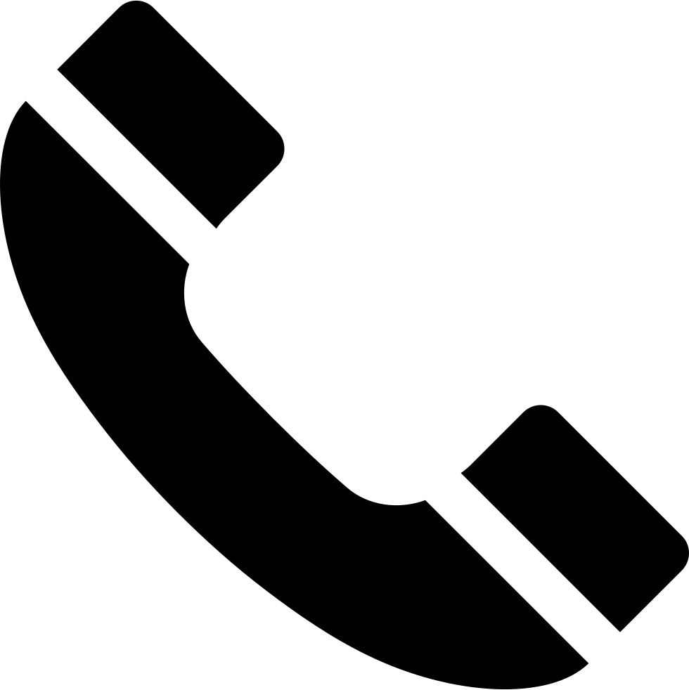 Contact Icon: Telephone Svg Png Icon Free Download (#255697