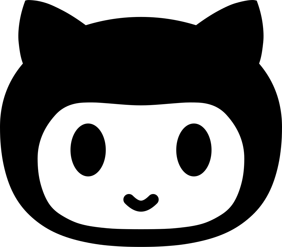 Github Svg Png Icon Free Download (#258376) - OnlineWebFonts COM