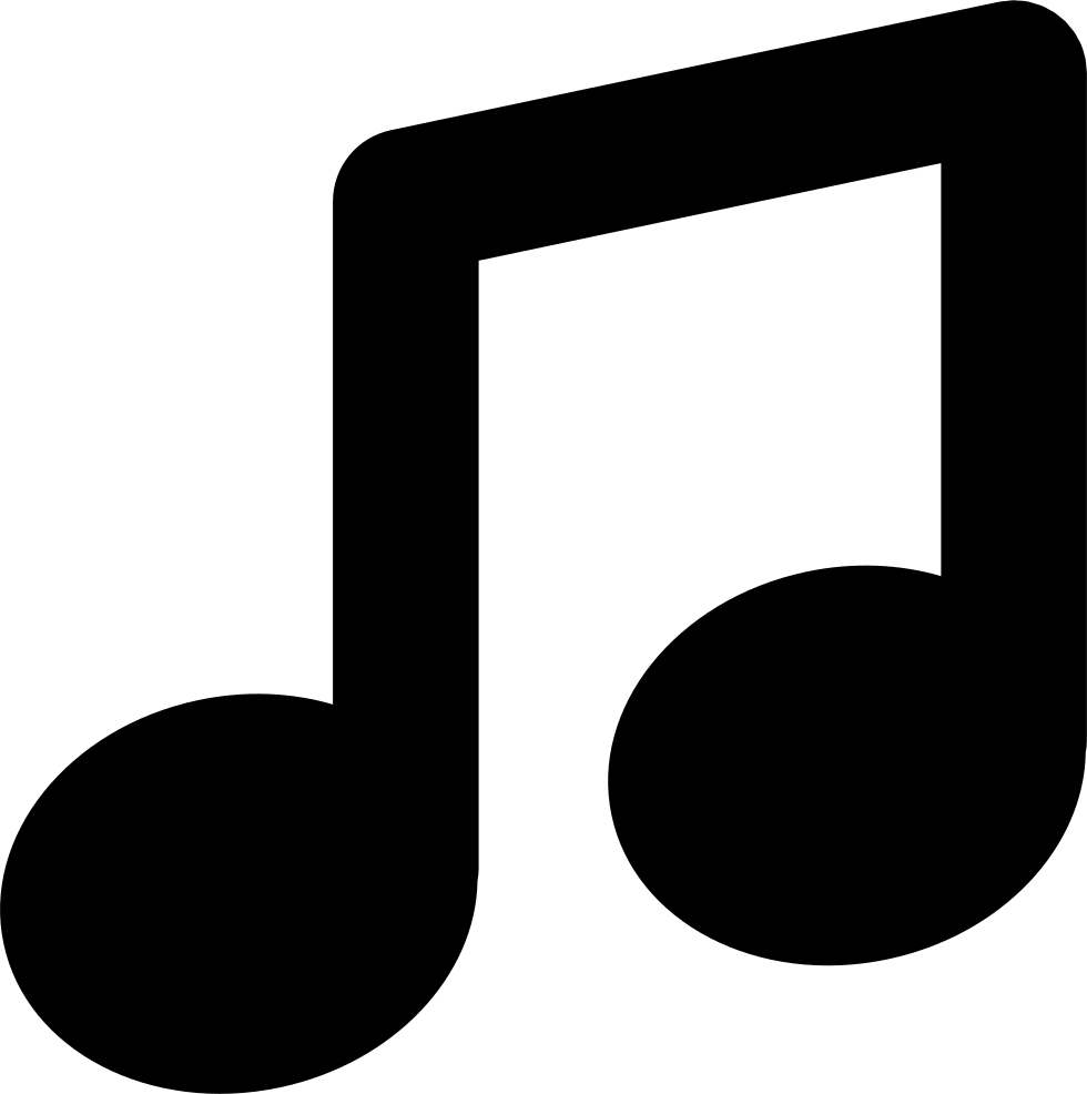 Note Of Music Symbol Svg Png Icon Free Download 25922