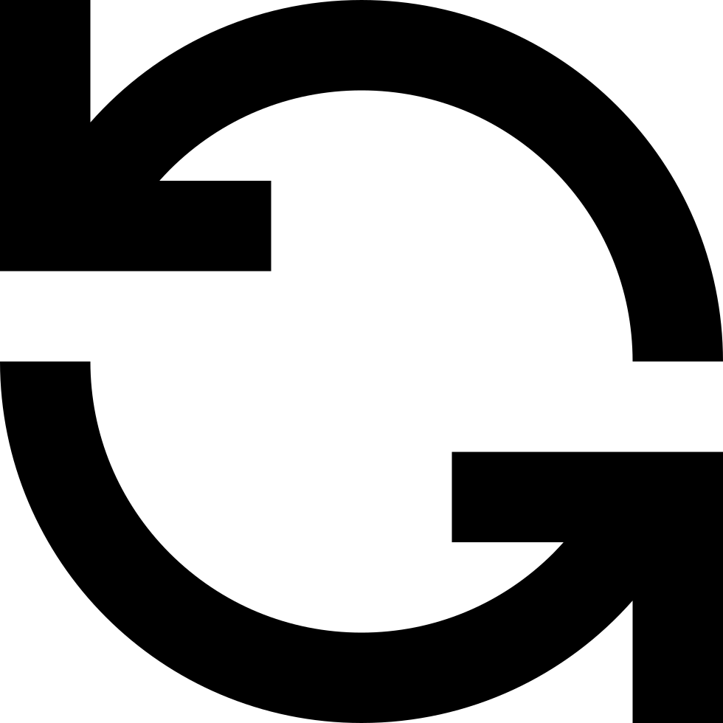 arrow loop svg png icon free download   260556