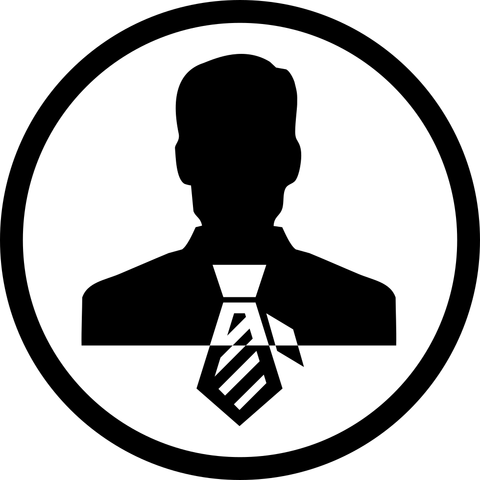 Executive Find Icon With Png And Vector Format For Free: Senior Executive Svg Png Icon Free Download (#262627