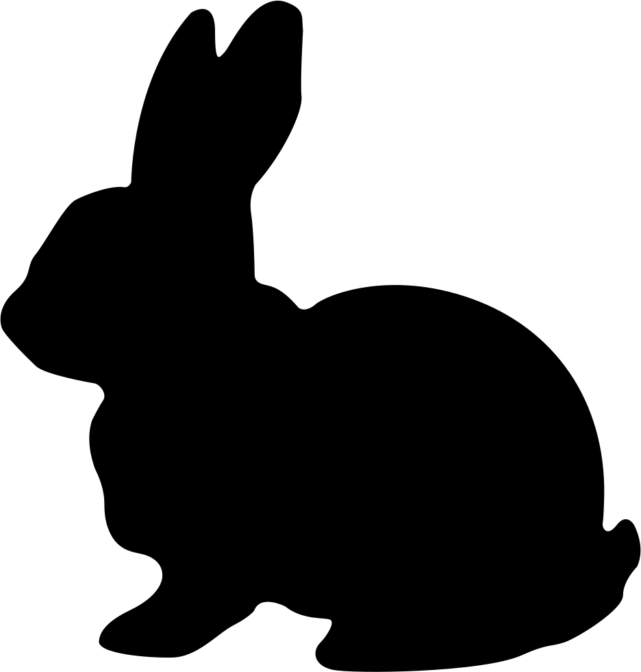 Rabbit Svg Png Icon Free Download 271029