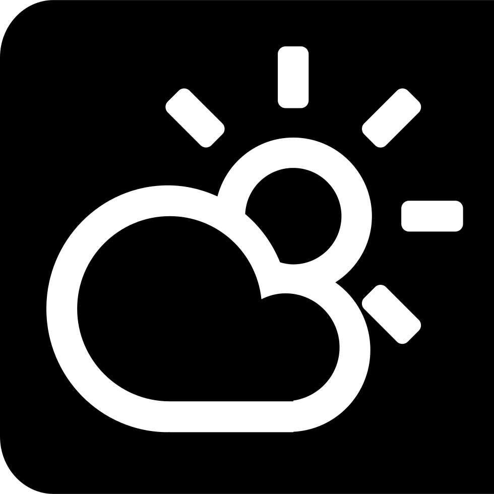 Home Phone Weather Cloudy Svg Png Icon Free Download 271943