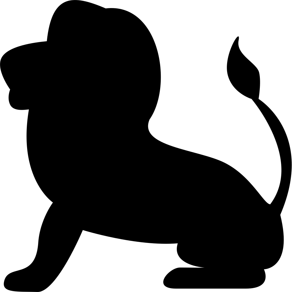 Leo Astrological Sign Svg Png Icon Free Download 27827