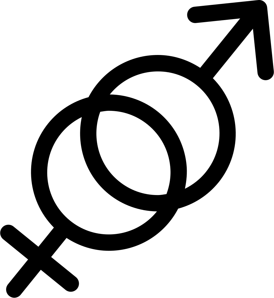 Male And Female Gender Symbols Svg Png Icon Free Download 28395