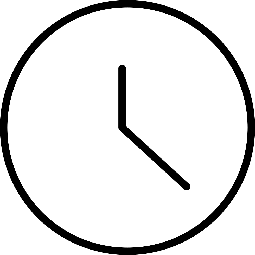 Clock Svg Png Icon Free Download (#285052 ...