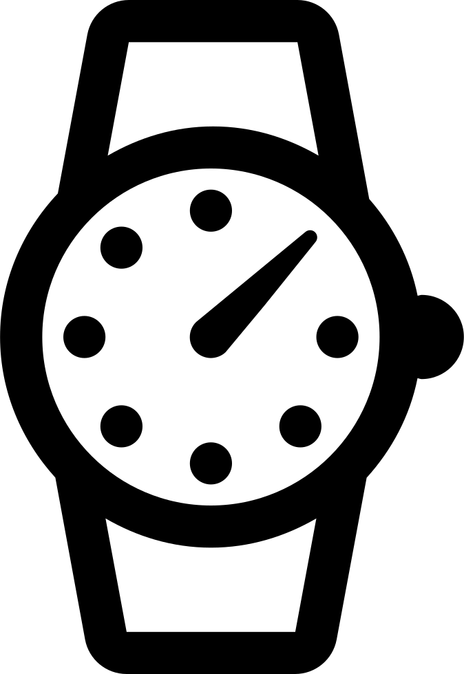 clock time wrist watch watch svg png icon free download