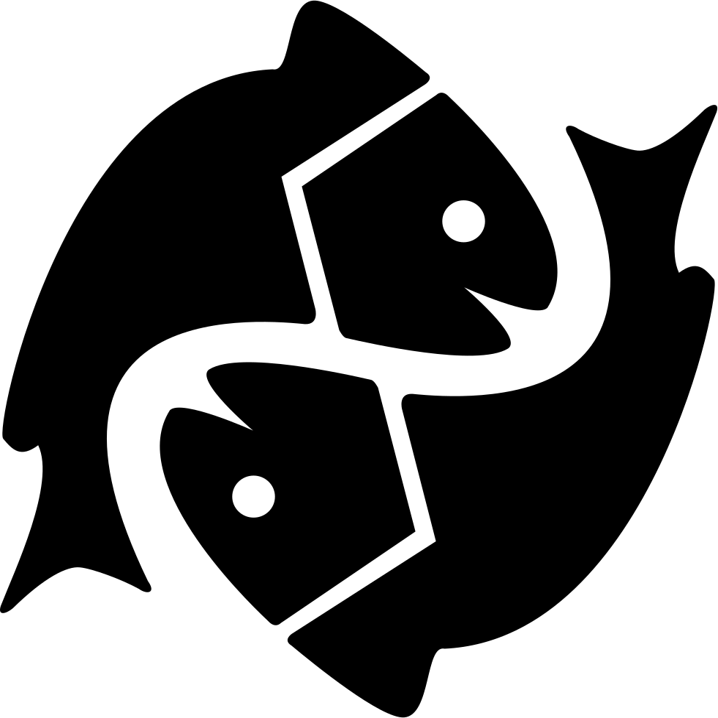 Pisces Astrological Sign Symbol Svg Png Icon Free Download