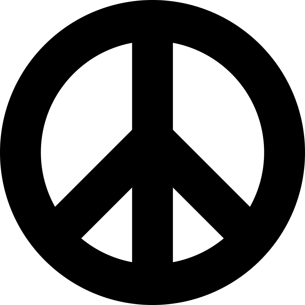 Peace Symbol Svg Png Icon Free Download (#29304 ...