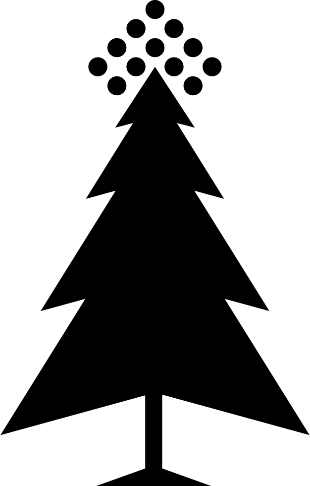 Christmas Tree Svg Free Download.Christmas Tree Svg Png Icon Free Download 29549