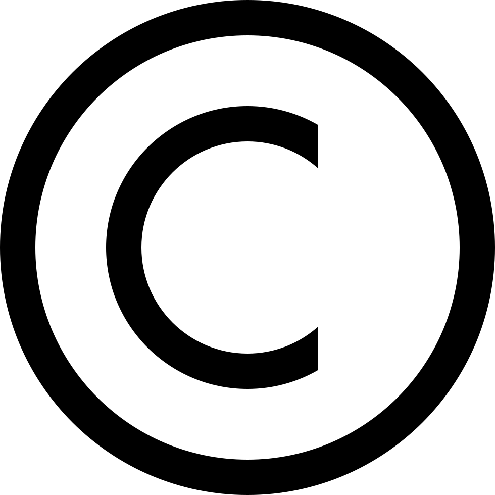 Copyright Svg Png Icon Free Download 310949 Onlinewebfonts