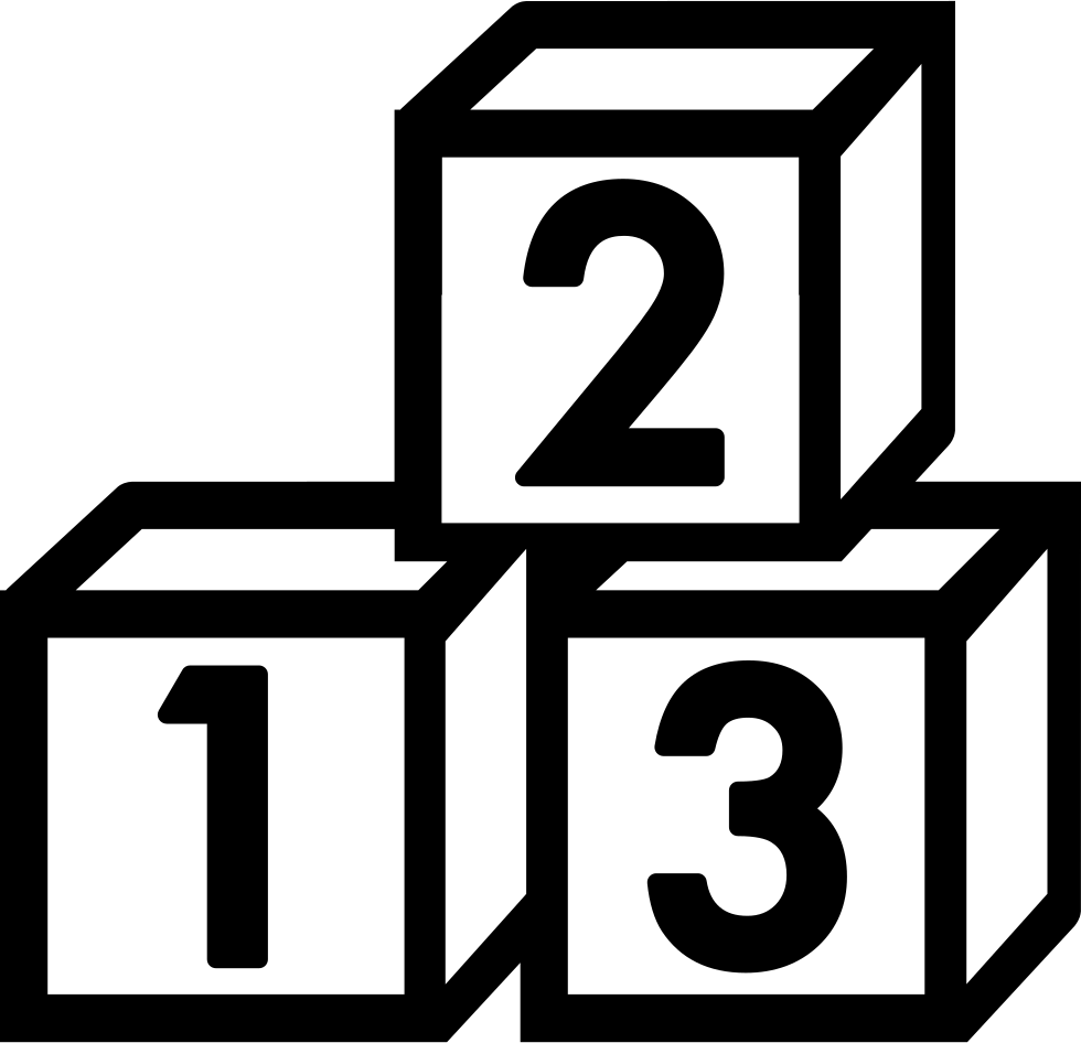 number blocks toys svg png icon free download 31766