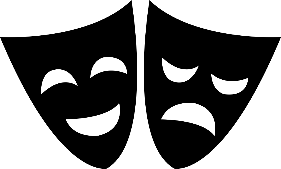 do drama svg png icon free download 318795