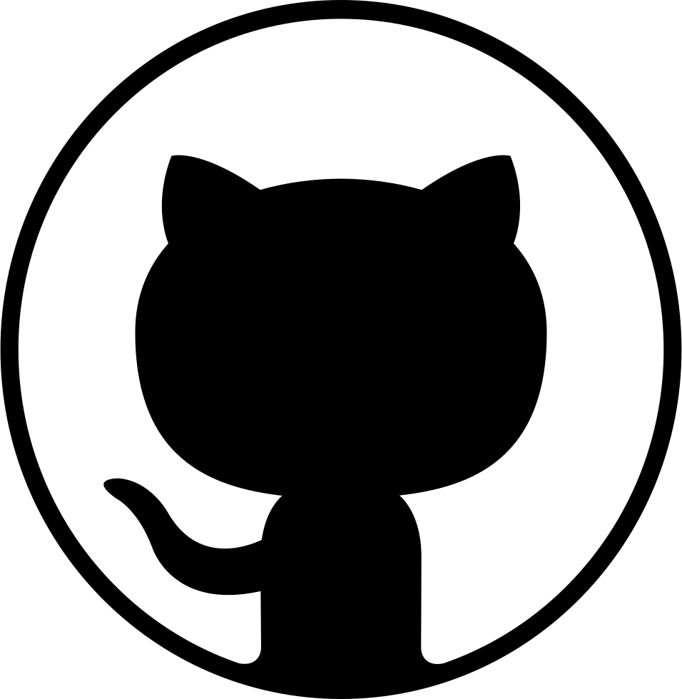 Github Icon Png Transparent