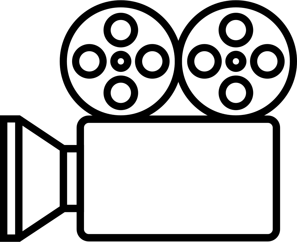Video Camera Svg Png Icon Free Download (#327038 ...