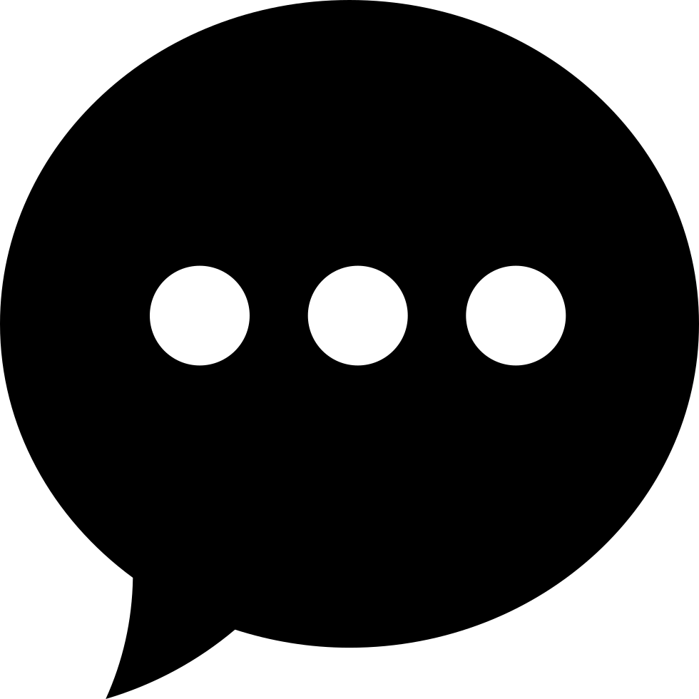 T Chat Svg Png Icon Free Download (#333182