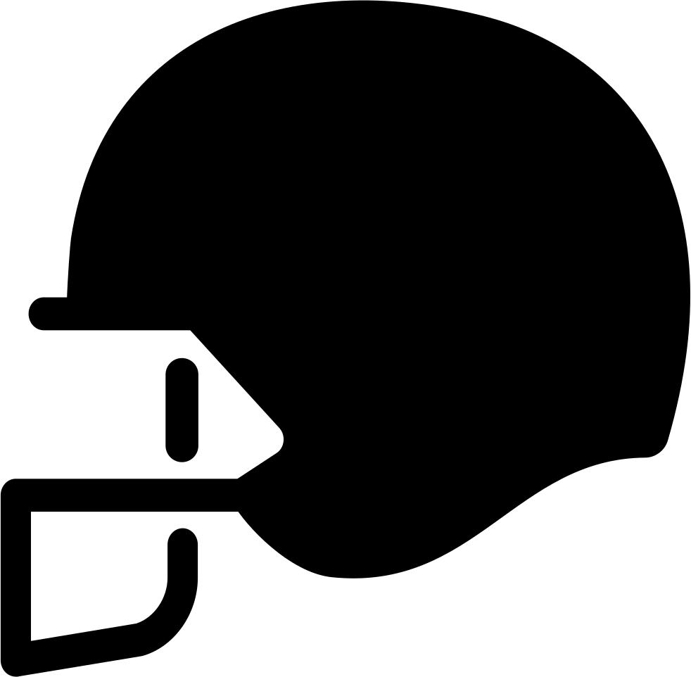 Football Helmet Svg Png Icon Free Download (#348226 ...