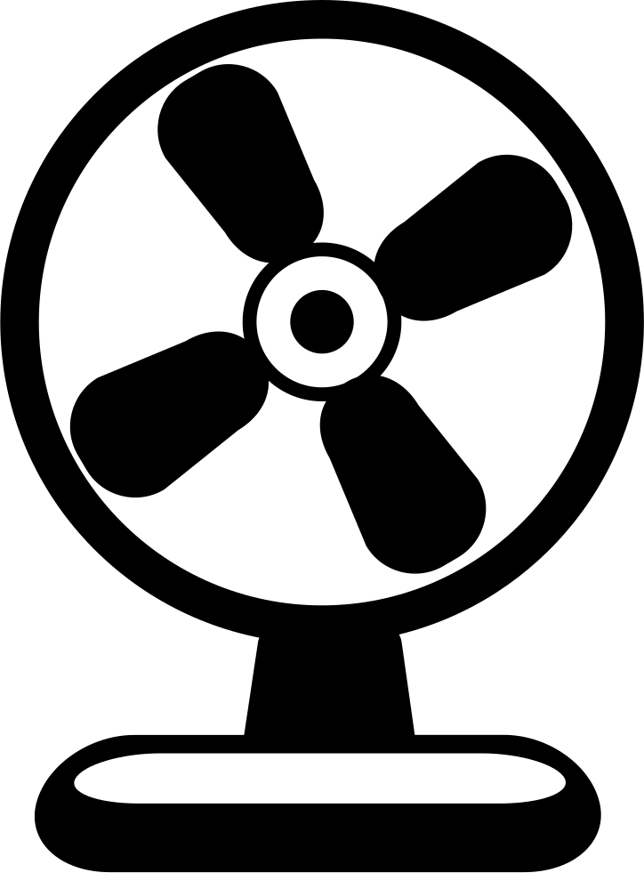 Electric Fan Svg Png Icon Free Download   351116