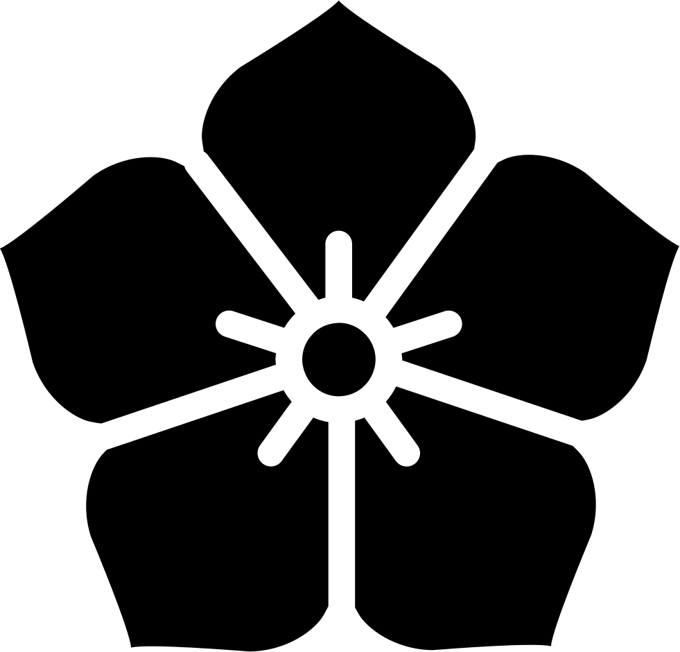 Japanese Flower Svg Png Icon Free Download 35442 Onlinewebfonts