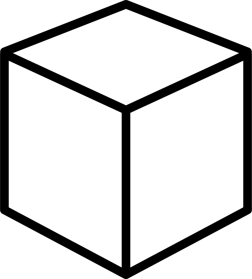 Isometric Perspective Cube Svg Png Icon Free Download ...