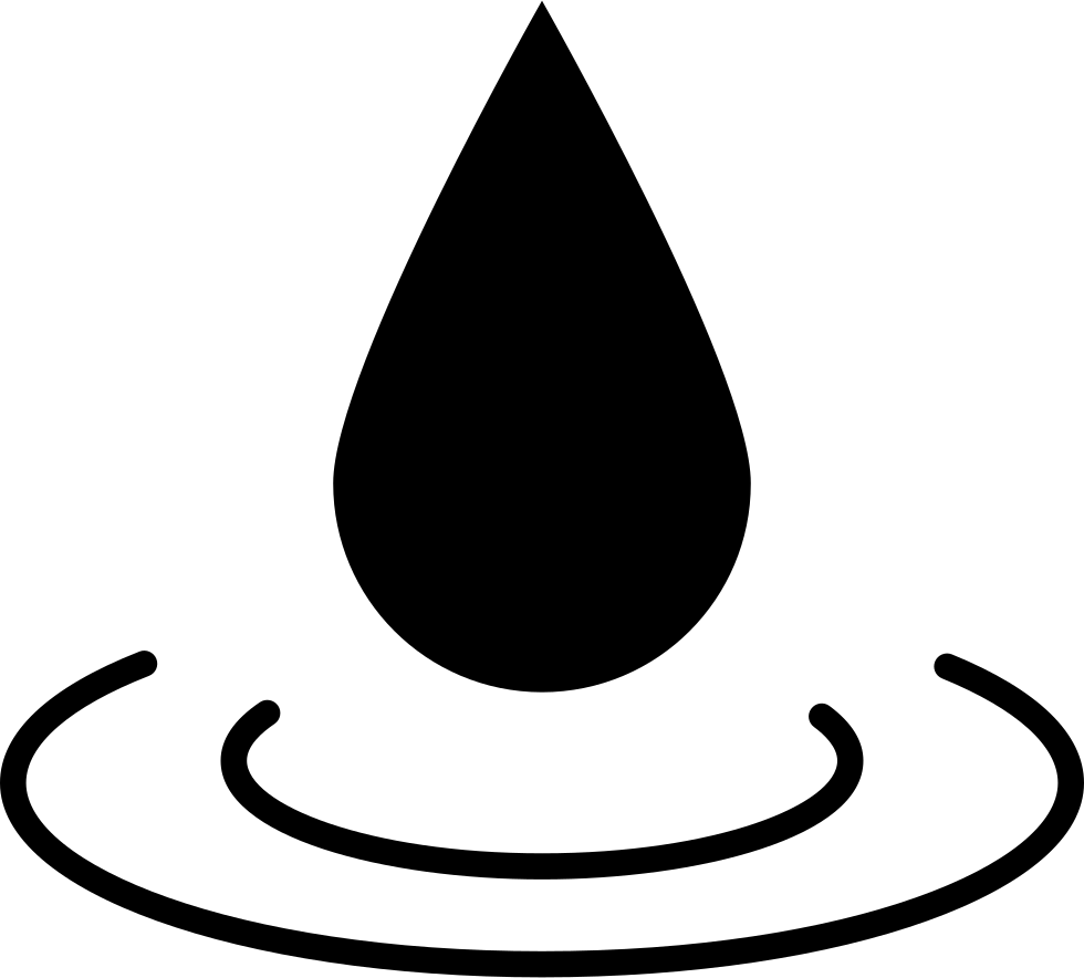 Water Drop Svg Png Icon Free Download (#35592 ...