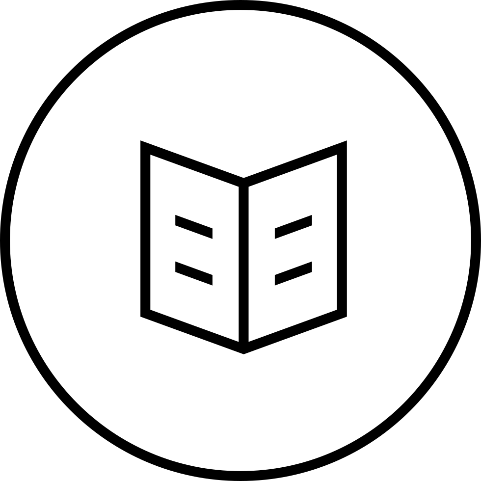 Book Circle Svg Png Icon Free Download (#362408 ...