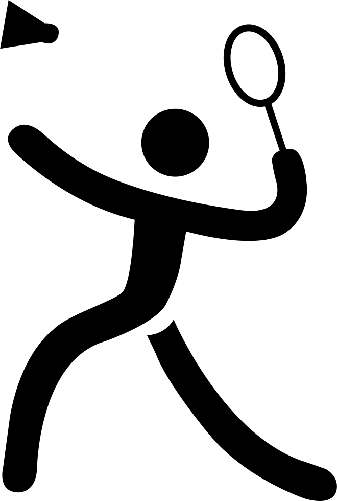 Play Badminton Svg Png Icon Free Download 362897