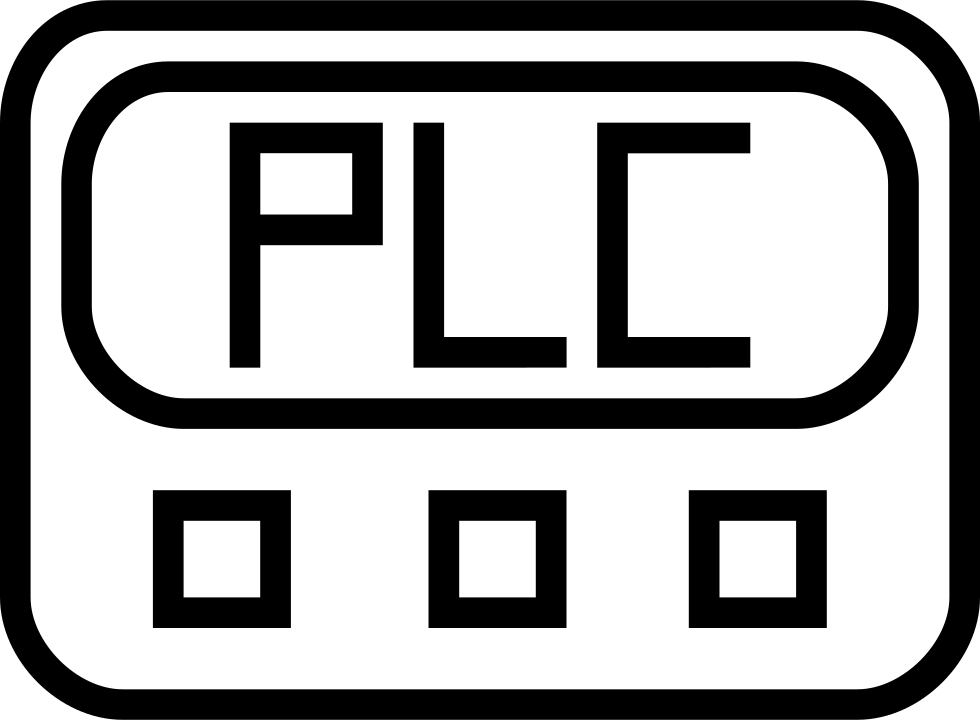 PLC Control And Data Acquisition Unit Svg Png Icon Free Download