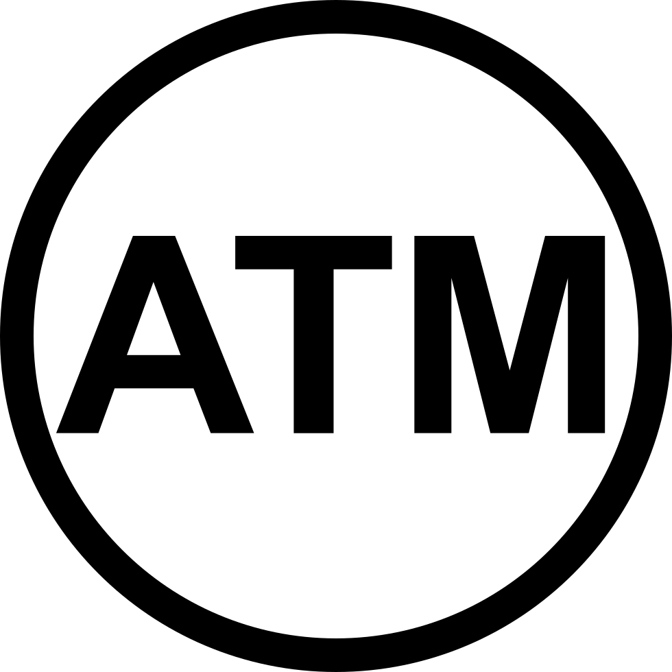 ATM Svg Png Icon Free ...