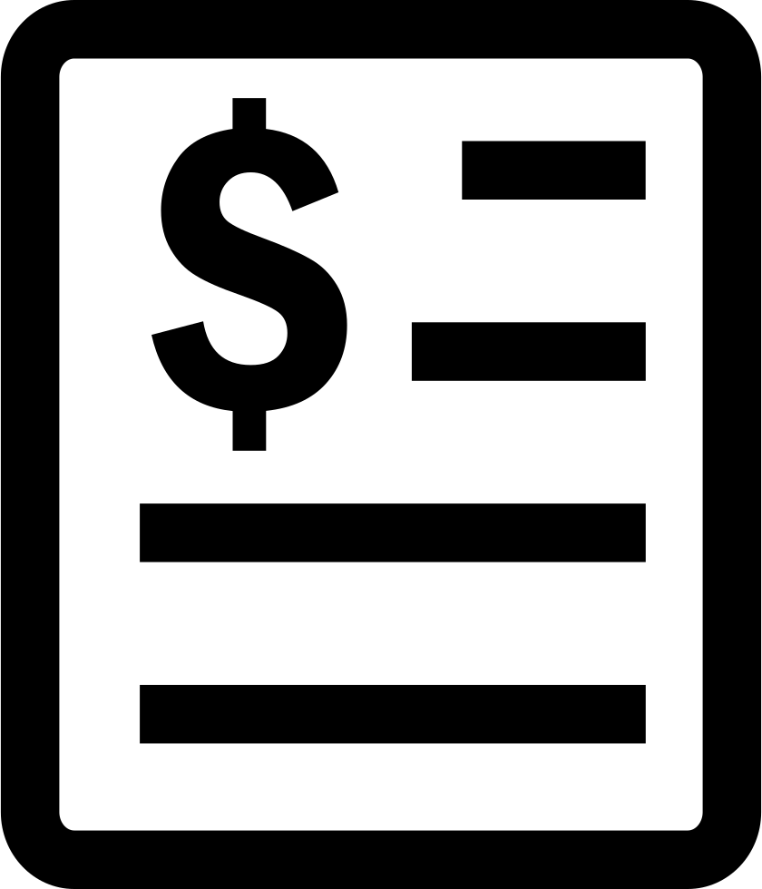 Daily Expense Reimbursement Svg Png Icon Free Download ... Expense Icon Png